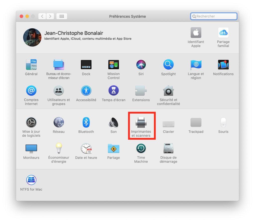 installer une imprimante wifi sur mac airprint ou pas
