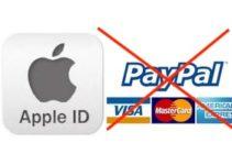 Créer un identifiant Apple sans carte bancaire (2 étapes)