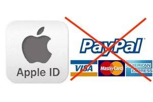 Creer un identifiant Apple sans carte bancaire macplanete