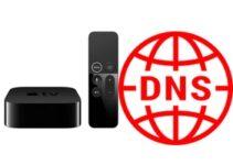 Changer les DNS de son Apple TV (1.1.1.1, 8.8.8.8…)