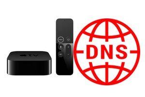 changer les DNS de son Apple TV