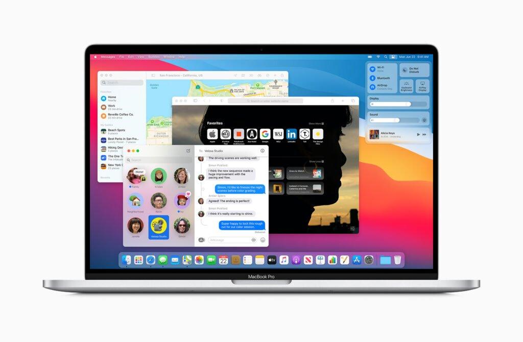 macOS Big Sur Mac compatibles