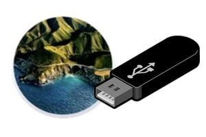 Creer une cle USB bootable macOS Big Sur 11.0