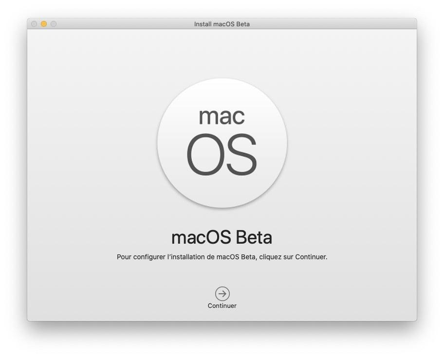 installer big sur 11.0 en dual boot sur disque dur externe