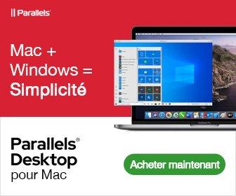 Installer macOS Big Sur (11.) avec Parallels Desktop