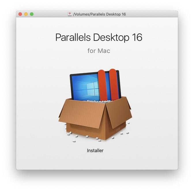 Installer macOS Big Sur avec Parallels Desktop telecharger