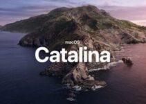 Mise à jour supplémentaire pour macOS Catalina 10.15.6