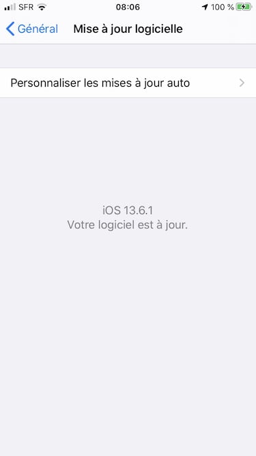 iOS 13.6.1 update iphone ipod touch