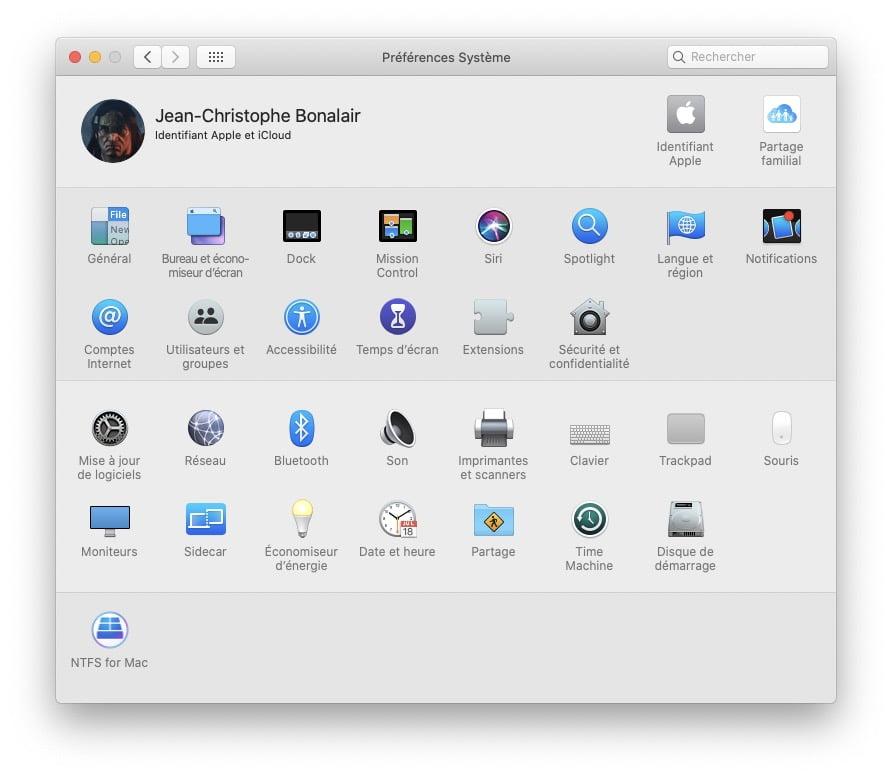 Safari 14 mise a jour Mac