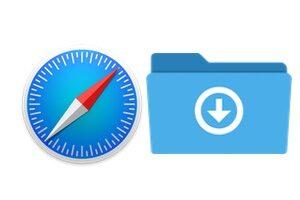 Télécharger un fichier avec Safari sur iPhone