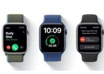 Télécharger watchOS 7 pour Apple Watch (SE et Series 3/4/5/6)