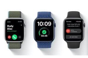 Telecharger watchOS 7 pour Apple Watch