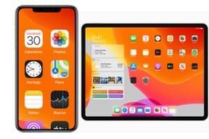 iOS 13.7 et iPadOS 13.7 mise a jour iPhone iPad