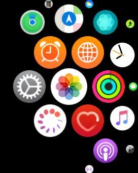 telecharger watchOS 7 avec sa montre