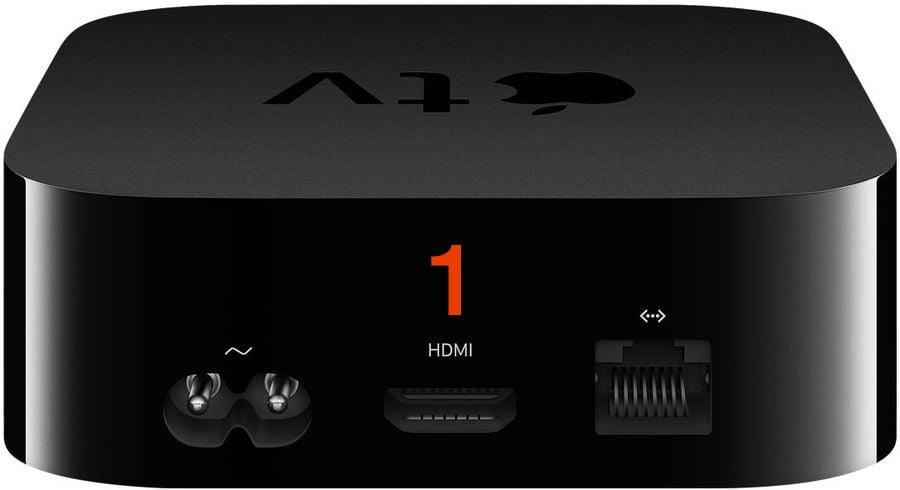 brancher cable hdmi sur apple tv 4k