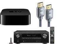 Connecter son Apple TV 4K à un ampli home cinéma (Stéréo, 5.1, 7.2, Dolby Atmos…)