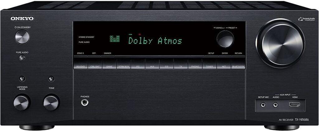 connecter son Apple TV 4K a un ampli home cinema 7.2 dolby atmos