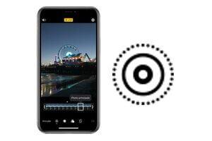 Desactiver Live Photo sur iPhone iPad