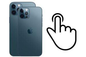 Tapoter son iPhone pour lancer une action sous iOS 14