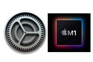 Demarrer Apple Diagnostics sur un Mac Silicon