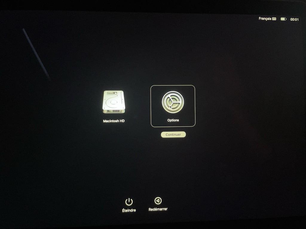 copier des fichiers entre Mac Apple et Mac Intel