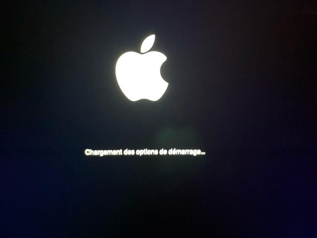 demarrage safe mode mac silicon