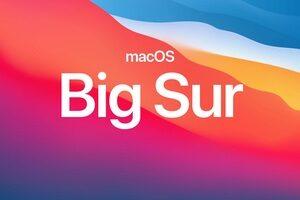 macOSBigSur11.1 mise a jour