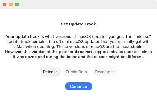 tuto installer big sur mac non compatible version finale