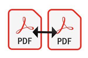 Fusionner 2 PDF sur Mac en un clic Big Sur Catalina Mojave