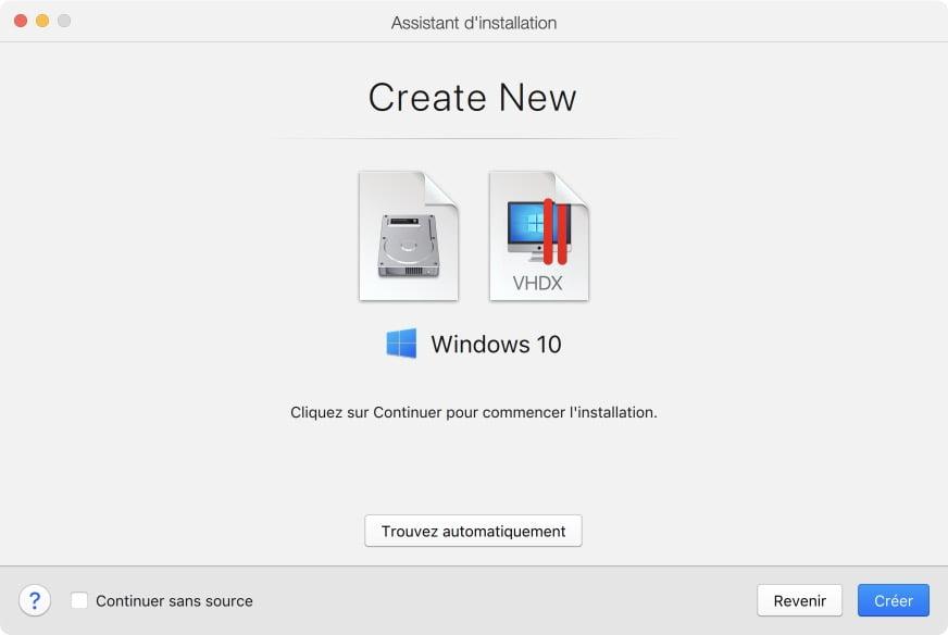 Windows10 ARM64 parallels desktop