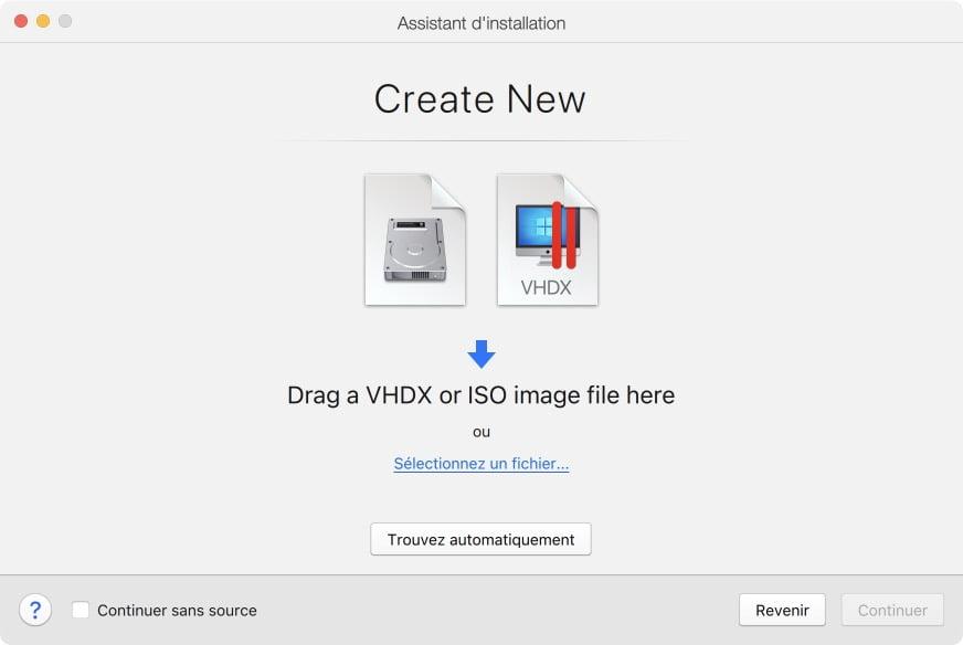 installation windows arm sur mac m1