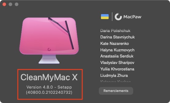 Supprimer le malware Silver Sparrow CleanMyMac