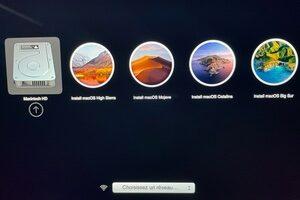 Créer une clé USB multi macOS (Big Sur, Catalina, Mojave, High Sierra)