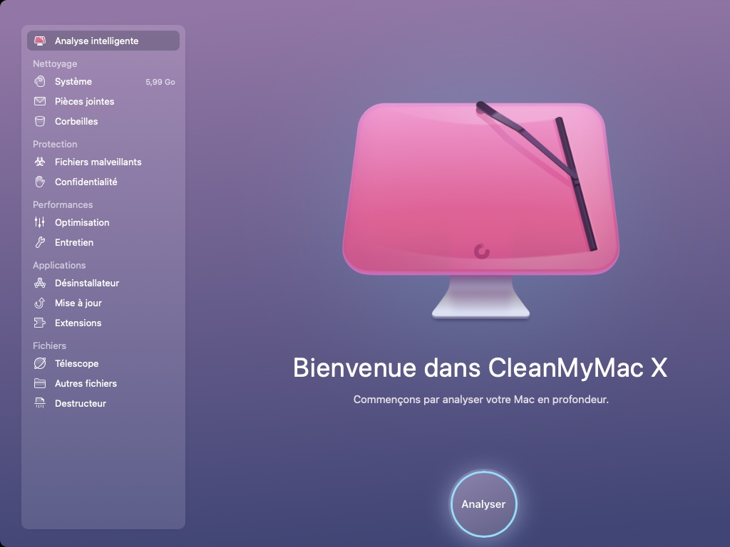 Optimiser son Apple Mac Silicon analyser fichiers disque ssd