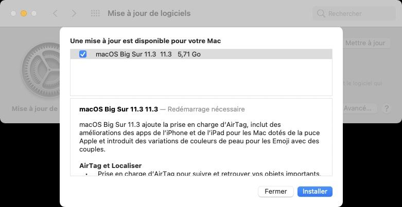 download macOS Big Sur 11.3