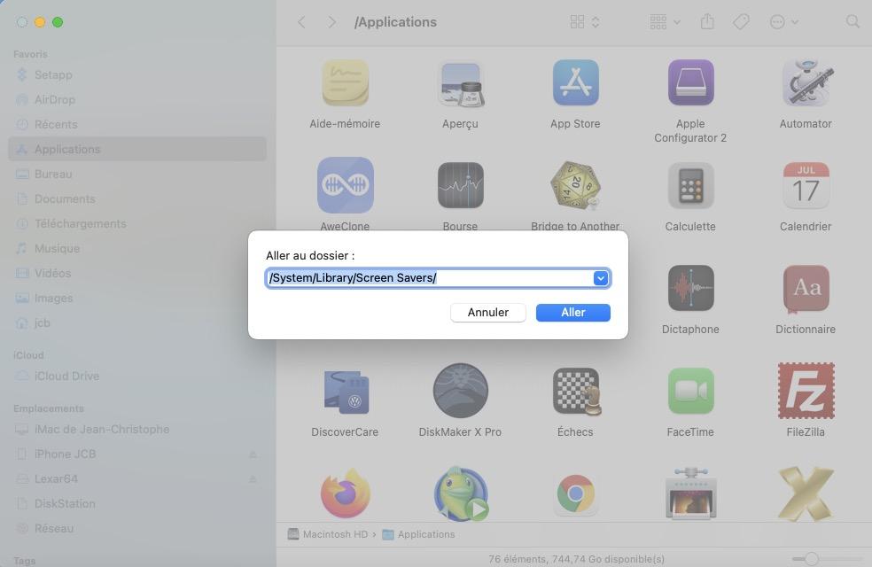 Activer l economiseur d ecran Hello sur tous les Mac comment faire