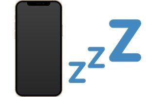 Changer le temps de verrouillage automatique de son iPhone