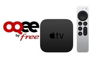 Installer OQee sur son Apple TV (app TV de la Freebox)