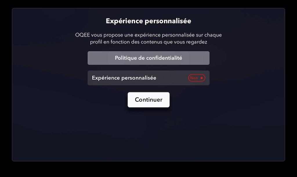 Oqee chaines tv freebox sur apple tv